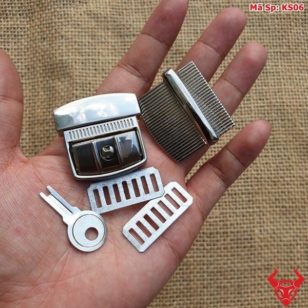 Diy Khoa Sap Mau Inox Ks06 35mm 4