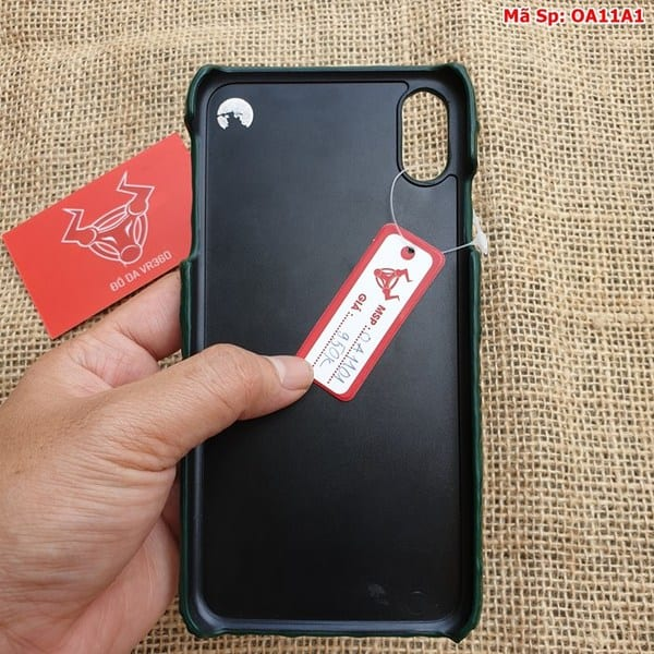 Op Iphone Xsmax Da Ca Sau Xanh La Oa11a1 3