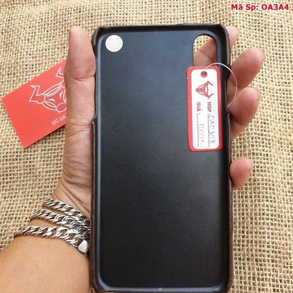 Op Lung Da Ca Sau Iphone Xs Max Oa3a4 3