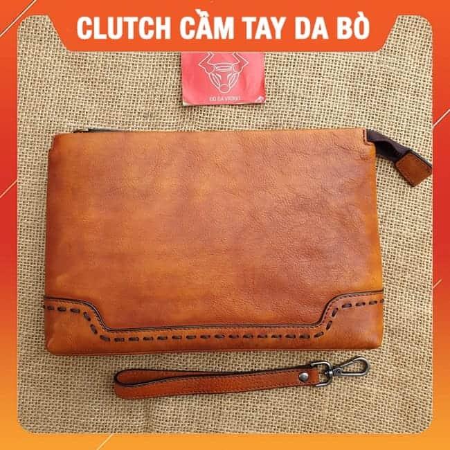 Clutch Cam Tay Da Bo Mau Moi 2020 Cl20 1