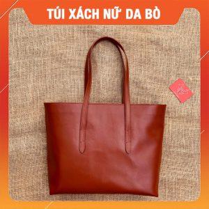 Túi Da Đeo Chéo Nữ Handmade TDN16