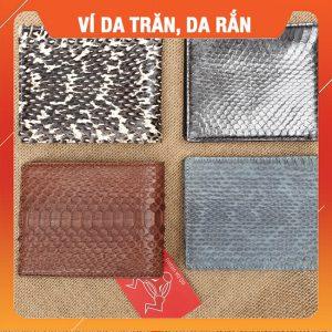 Ví Dáng Ngang Da Trăn, Rắn Tổng Hợp VR360