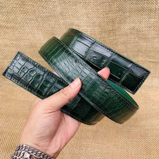 That Lung Da Ca Sau Louis Vuitton Kho 4 Cm 25