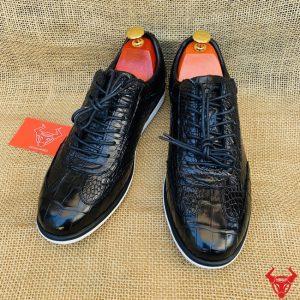Giày Da Cá Sấu Thể Thao GCS26