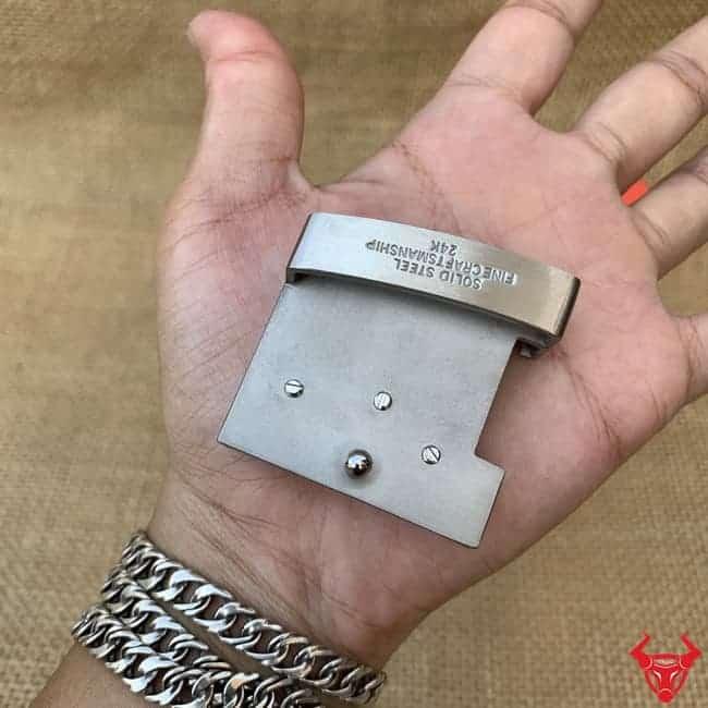 Mat Khoa That Lung Lv Cao Cap 4cm 5