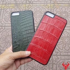 Ốp Lưng Da Cá Sấu Cho Iphone6 Plus