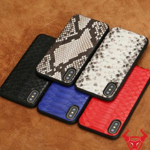 Ốp Lưng Da Trăn Iphone X, XS/XR, XS Max