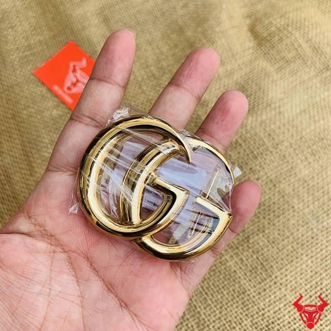 Khoa Gucci Nu 2 5cm Va 3cm Thep Ma Vang Cao Cap 1