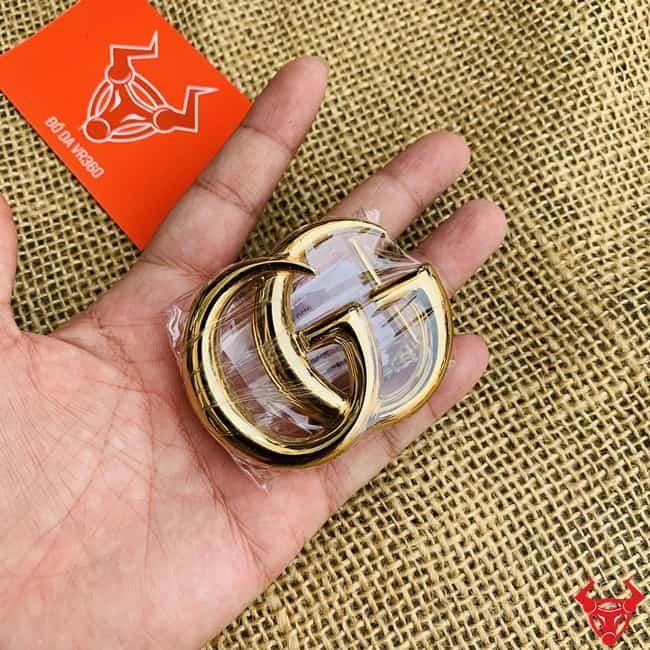 Khoa Gucci Nu 2 5cm Va 3cm Thep Ma Vang Cao Cap 2