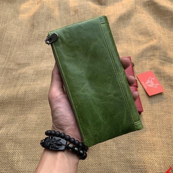 Vi Da Cam Tay Nam Cao Cap Vict14 8